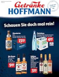 Aktueller Getränke Hoffmann Prospekt, Getränke muss man können., Seite 1