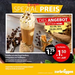 Aktueller Zurbrüggen Prospekt, Hot-Spot Sommer!, Seite 27