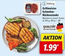 Grillfleisch von Grillmeister im aktuellen Lidl Prospekt für 1.99€