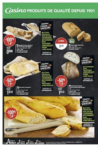 Catalogue Casino Supermarchés en cours, Cahier salon de la marque Casino, Page 2