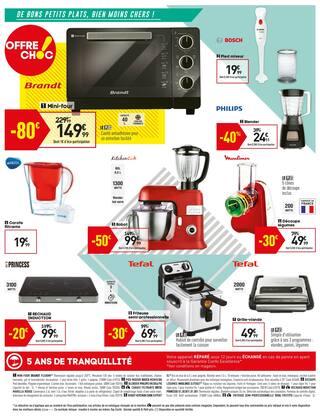 Catalogue Conforama en cours, #2 Rentrez moins cher, Page 30