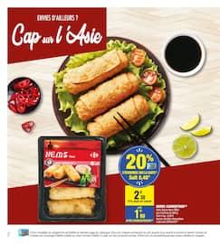 Catalogue Carrefour Market en cours, Maintenant et moins cher !, Page 2
