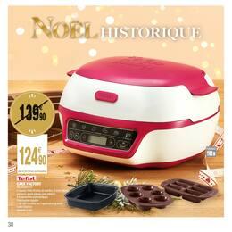 Catalogue Carrefour Market en cours, Noël historique, Page 38