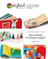 Catalogue Oxybul en cours, Des talents à chaque page ! , Page 1
