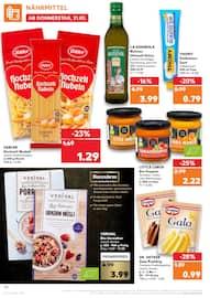 Aktueller Kaufland Prospekt, Essen ist Liebe, Seite 28