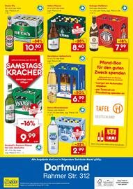 Aktueller Netto Getränke-Markt Prospekt, Du willst die Umwelt schonen und Mehrweg kaufen? Dann geh doch zu Netto!, Seite 2