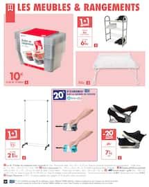 Catalogue Carrefour en cours, Tout pour un intérieur tout beau tout propre, Page 36