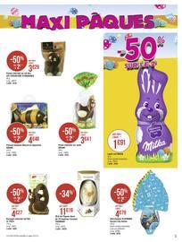 Catalogue Géant Casino en cours, Maxi Pâques, Page 5