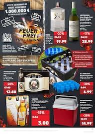 Aktueller Kaufland Prospekt, Essen ist Glück, Seite 15