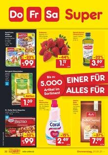 Wurst im Netto Marken-Discount Prospekt EINER FÜR ALLES. ALLES FÜR GÜNSTIG. auf S. 31