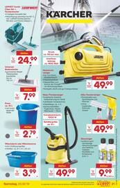 Aktueller Netto Marken-Discount Prospekt, WINTERBLUES ADÉ, Seite 21