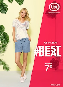 C&A, FEEL GOOD FASHION für Hannover1