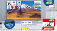 Fernseher von Samsung im aktuellen Lidl Prospekt für 449€