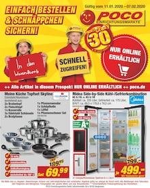 POCO Kuechengeraete im Prospekt Einfach bestellen & Schnäppchen sichern!