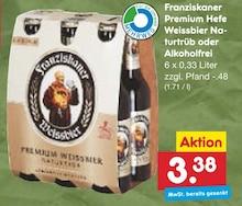 Bier im aktuellen Netto Marken-Discount Prospekt für 3.38€