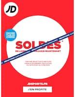 Catalogue JD Sport en cours, Soldes, Page 1