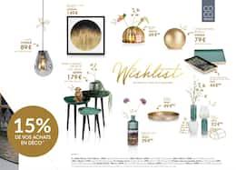 Catalogue H&H en cours, 15% de vos achats en déco, Page 3
