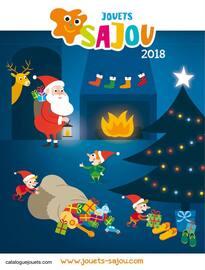 Catalogue Jouets Sajou en cours, Noël 2018, Page 1