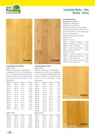 Aktueller Holz Possling Prospekt,  Holz- & Baukatalog , Seite 38