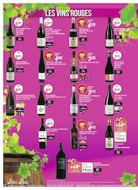 Catalogue Géant Casino en cours, La grande foire aux vins de printemps, Page 10
