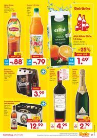 Aktueller Netto Marken-Discount Prospekt, Du willst bis zu 50% sparen? Dann geh doch zu NETTO!, Seite 21