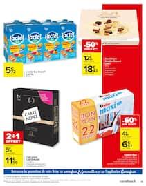 Catalogue Carrefour en cours, Des promos gourmandes pour Noël, Page 43