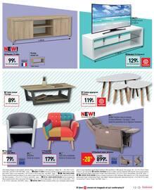 Catalogue Conforama en cours, Les prix maison, Page 13
