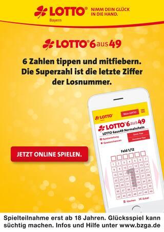Aktueller LOTTO Bayern Prospekt, Aktueller Jackpot rund 12 Mio. €, Seite 2