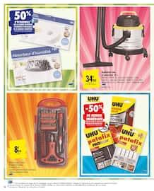 Catalogue Carrefour en cours, Le mois carrefour, Page 56