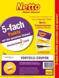 Aktueller Netto Marken-Discount Prospekt, 5-fach Punkte sammeln und sparen, Seite 1
