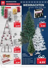 Aktueller Kaufland Prospekt, Weihnachten so gut wie nie zuvor., Seite 18