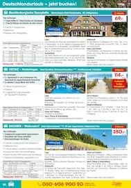 Aktueller Netto Marken-Discount Prospekt, Reisen … zu Netto-Preisen!, Seite 34