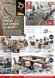 Aktueller Möbel Preiss GmbH & Co. KG Prospekt, Das grosse Humba, Humba, Täterä, Seite 7