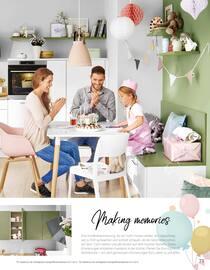 Aktueller porta Möbel Prospekt, Küchenwelt mit viel Platz zum Leben., Seite 71