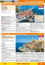 Aktueller Netto Marken-Discount Prospekt, Reisen … zu Netto-Preisen!, Seite 9