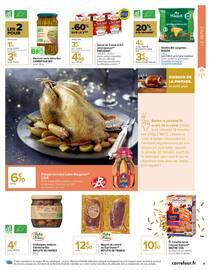 Catalogue Carrefour en cours, Des promos gourmandes pour Noël, Page 31