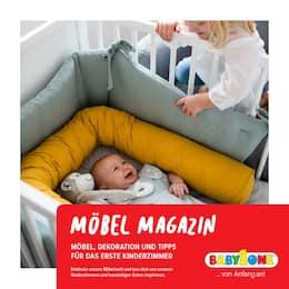 Aktueller BabyOne Prospekt, Möbel Magazin, Seite 1