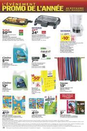 Catalogue Casino Supermarchés en cours, L'évènement promo de l'année - Épisode 3, Page 22