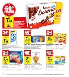 Catalogue Carrefour Market en cours, Maintenant et moins cher !, Page 16