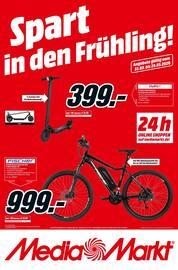 Aktueller MediaMarkt Prospekt, Frischluft Schnäppchen!, Seite 1