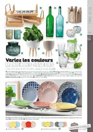 Catalogue Maison à Vivre en cours, Côté Déco, Page 5