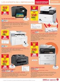Catalogue Office DEPOT en cours, Promos mobilier, fournitures ! Soyez bien au bureau !, Page 13