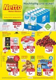 Netto Marken-Discount, NACHHALTIG UND LECKER! für München