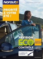 Catalogue Norauto en cours, Priorité à votre Été !, Page 1