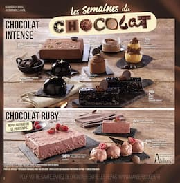 Catalogue Géant Casino en cours, Les semaines du chocolat, Page 2