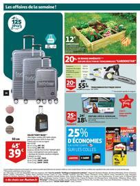 Catalogue Auchan en cours, Les 125 jours qui changent la vie, Page 26