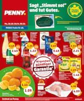 Aktueller Penny-Markt Prospekt, Erstmal zu Penny, Seite 1