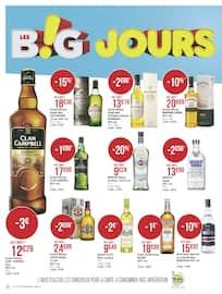 Catalogue Géant Casino en cours, Les B!G jours, Page 36