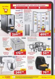 Aktueller Netto Marken-Discount Prospekt, GARANTIERT NIRGENDWO GÜNSTIGER, Seite 26
