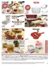 Catalogue Géant Casino en cours, Les belles inspirations cuisine, Page 11